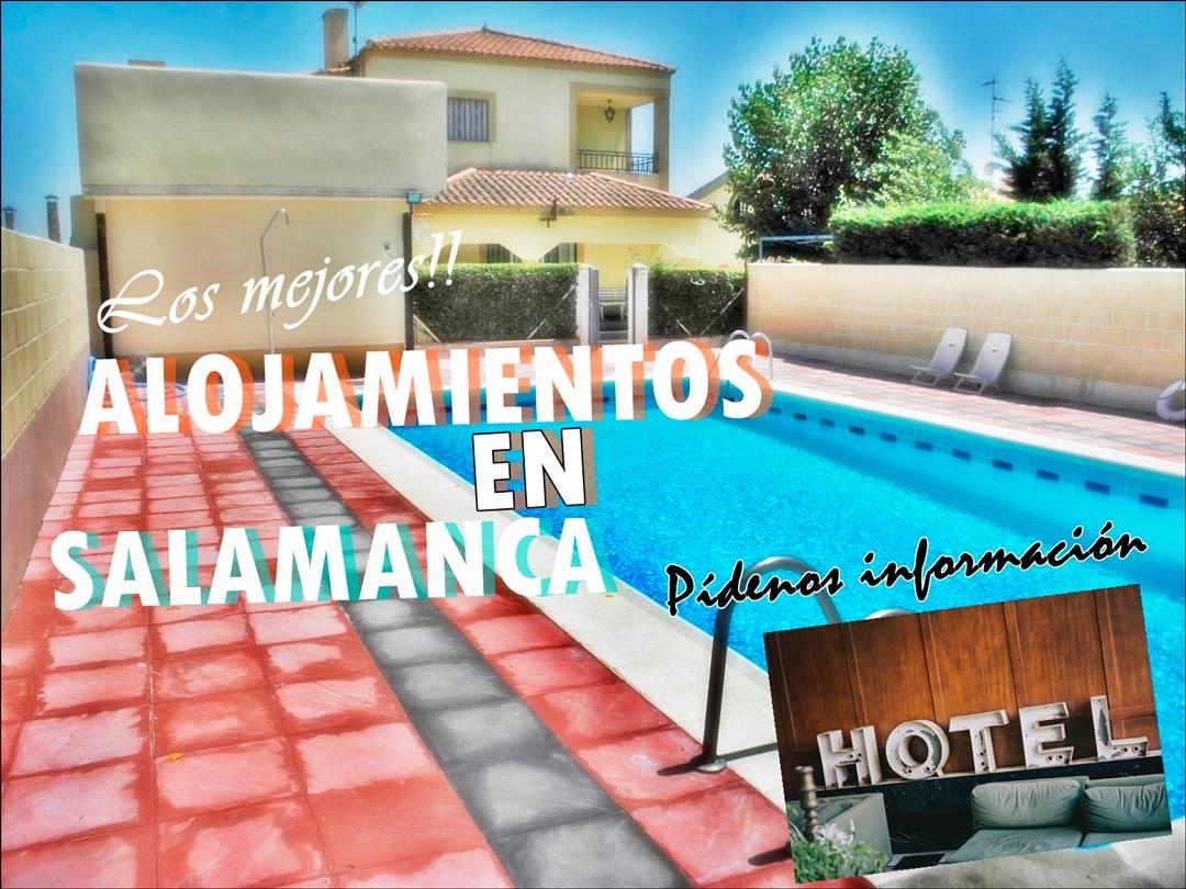 Alojamiento de despedidas de solltera y Despedidas de soltero en Salamanca