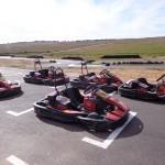 Karting actividades de despedidas de solltera y Despedidas de soltero en Salamanca