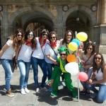 Actividades de despedidas de solltera y Despedidas de soltero en Salamanca humor amarillo