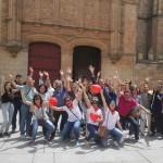 Actividades de despedidas de solltera y Despedidas de soltero en Salamanca gymkana