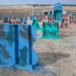 Actividades de despedidas de solltera y Despedidas de soltero en Salamanca paintball