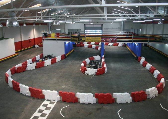 Karting actividades Despedidas de soltero en Salamanca