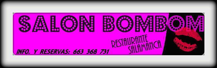 Restaurande para despedidas de soltero en Salamanca - Restaurante Salón Bombom