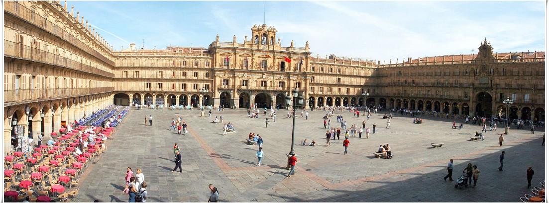 Despedidas de soltero en Salamanca - Plaza Mayor